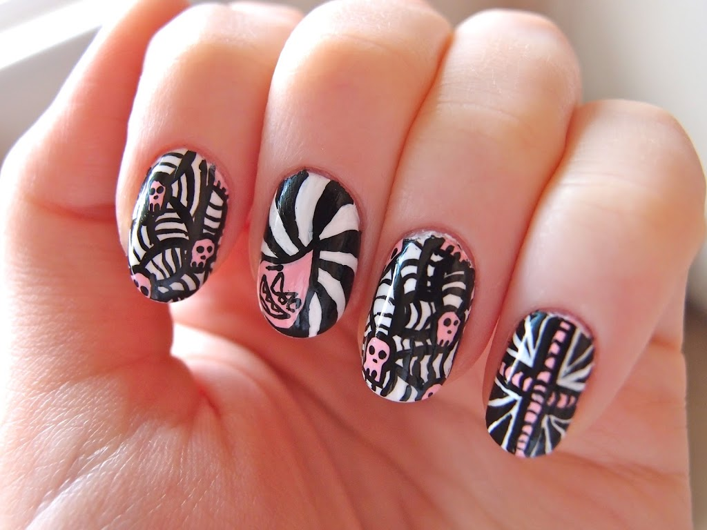 Insa Nail Art competition | 10 Blank Canvases