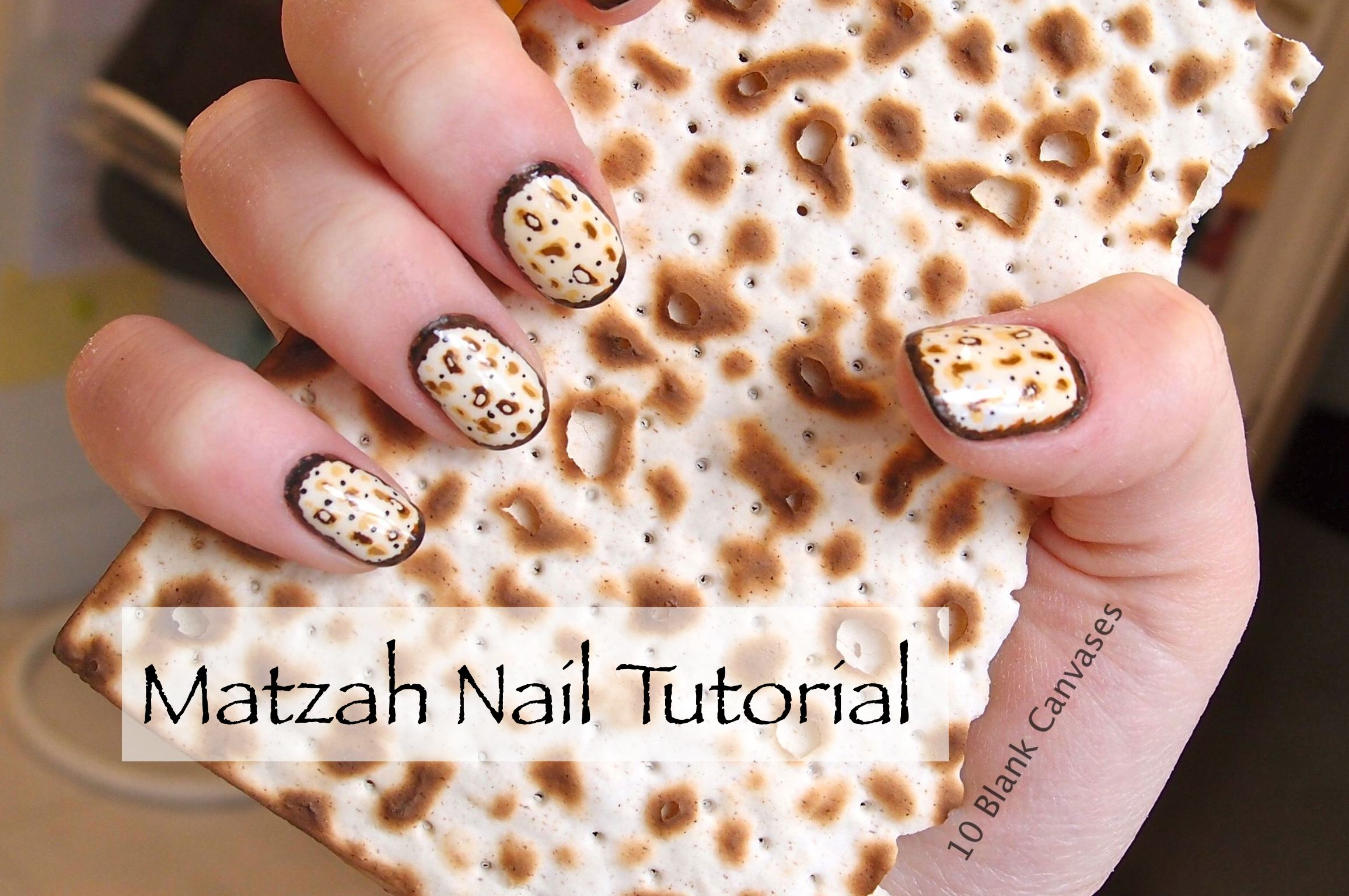 Matzah Tutorial