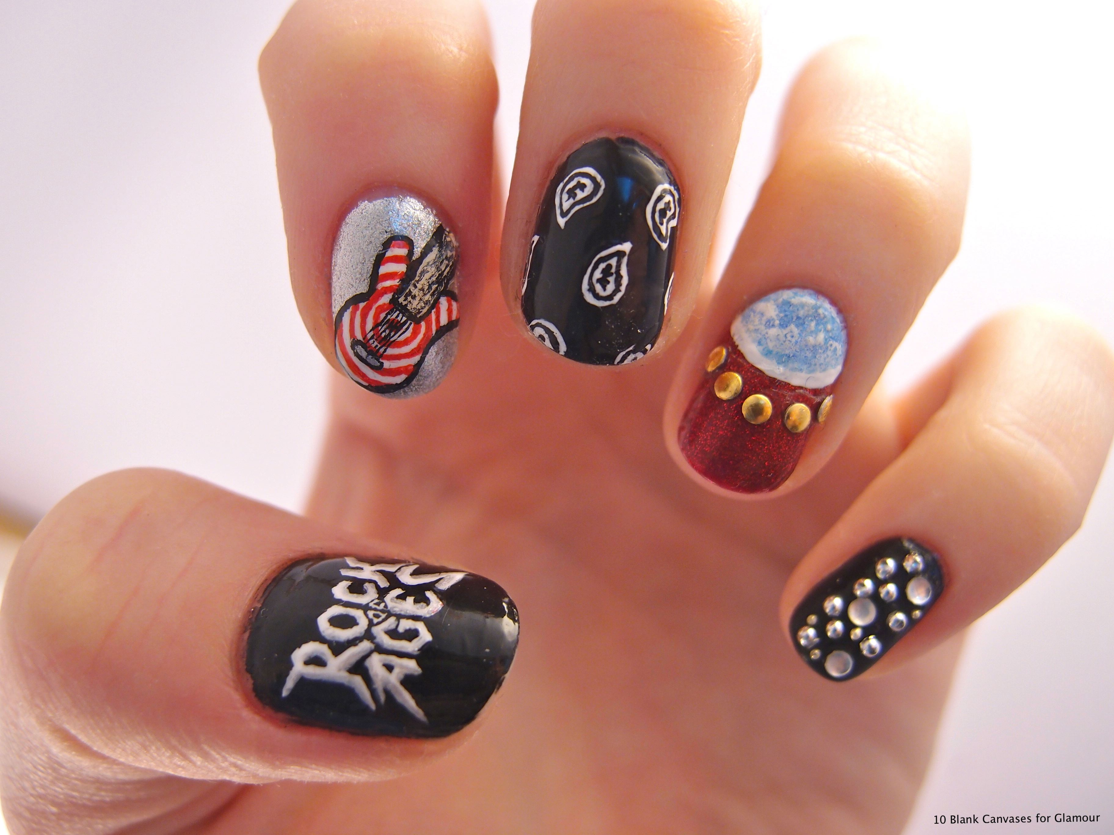 Rock of Ages Nails
